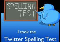 The Oatmeal's Twitter Spelling Test