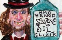 Cover of Snake Oil!